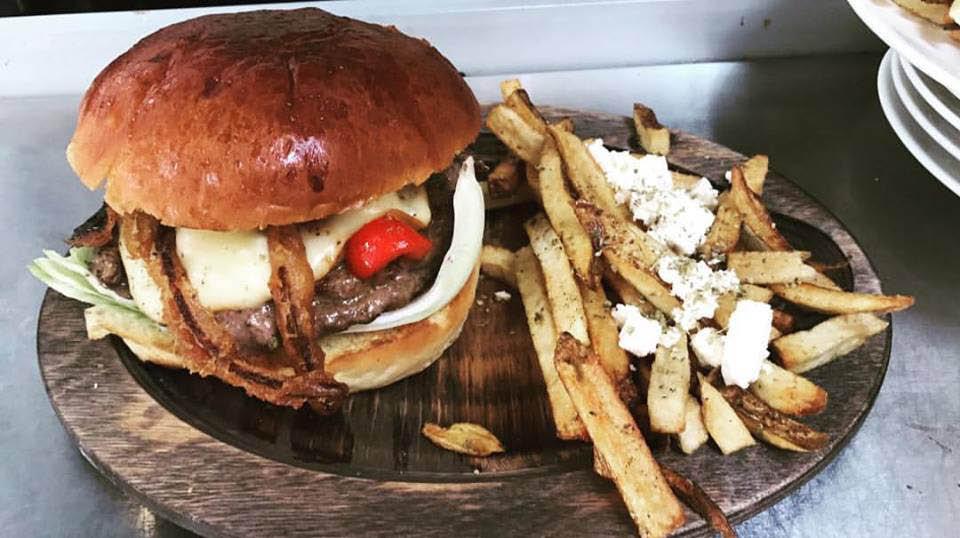 Pietris Famous Greek Burger