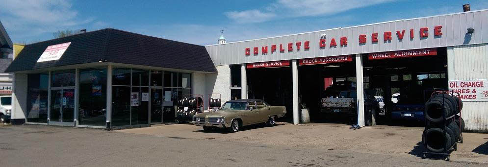 photo of exterior of Pilgrim Automotive in Plymouth, MI