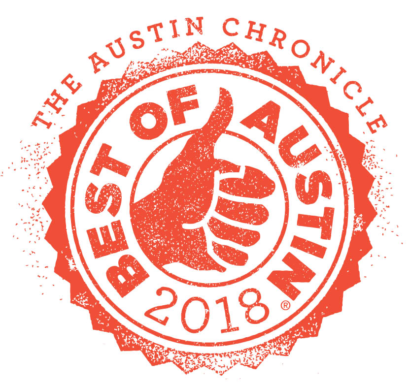 Pinballz Arcade voted Best of Austin 2018