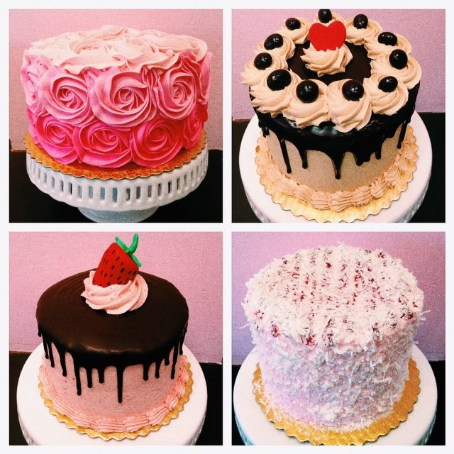 Pinkabella Cupcakes in Alderwood Mall makes cakes for every occasion - Lynnwood, WA