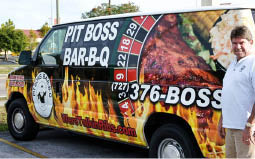New Port Richey FL Food Delivery