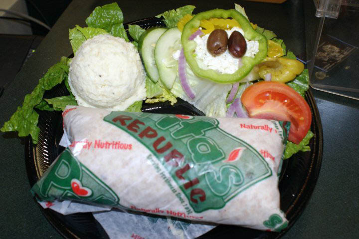 Gyros Mediterranean Diet Pita Republic Coupons