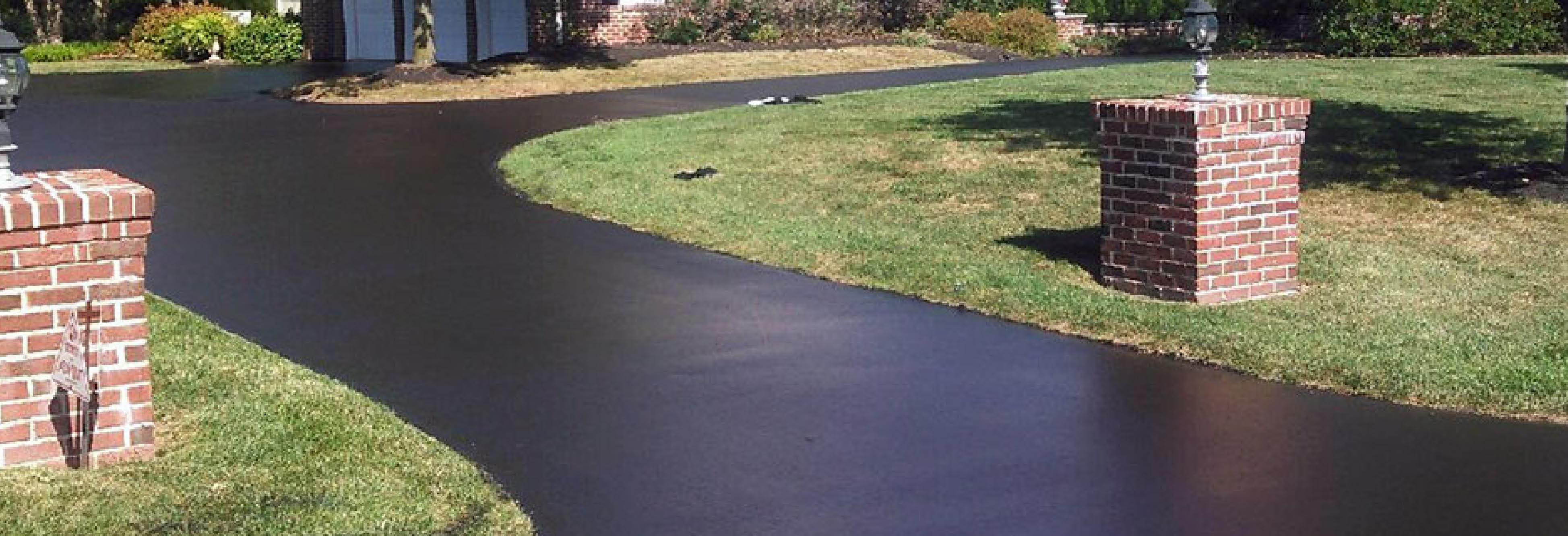 Pitch Black Seal Coating Logo in West Allis, WI