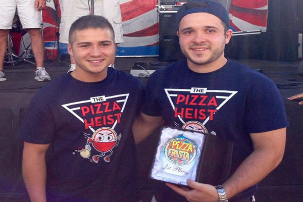 Award winning pizza and wings