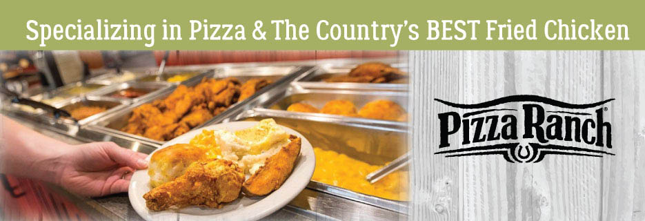 Pizza Ranch Restaurant, buffet coupon Appleton, Chicken Wings, Delivery
