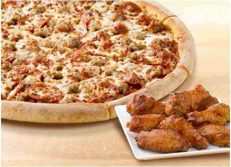 Papa Johns Clinton Township Pizza and Wings