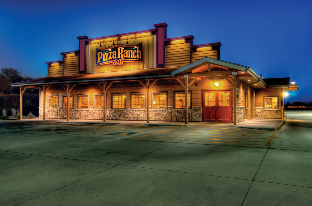 pizza ranch loveland exterior