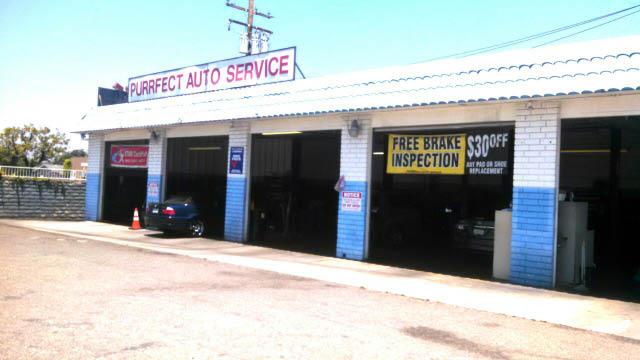 Purrfect Auto Service, Placentia, CA