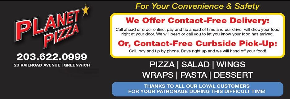 Planet Pizza Greenwich