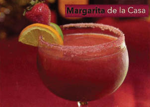 Photo of happy hour specials available Sunday-Thursday at Plaza Azteca in Robinson Twp & Pittsburgh PA