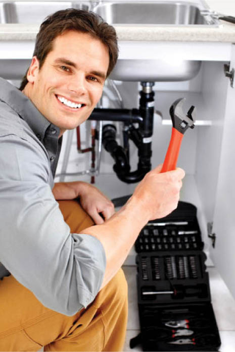Our plumbing contractors are courteous and clean