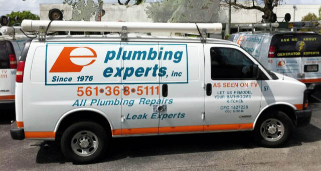 Call our plumbing company for affordable service