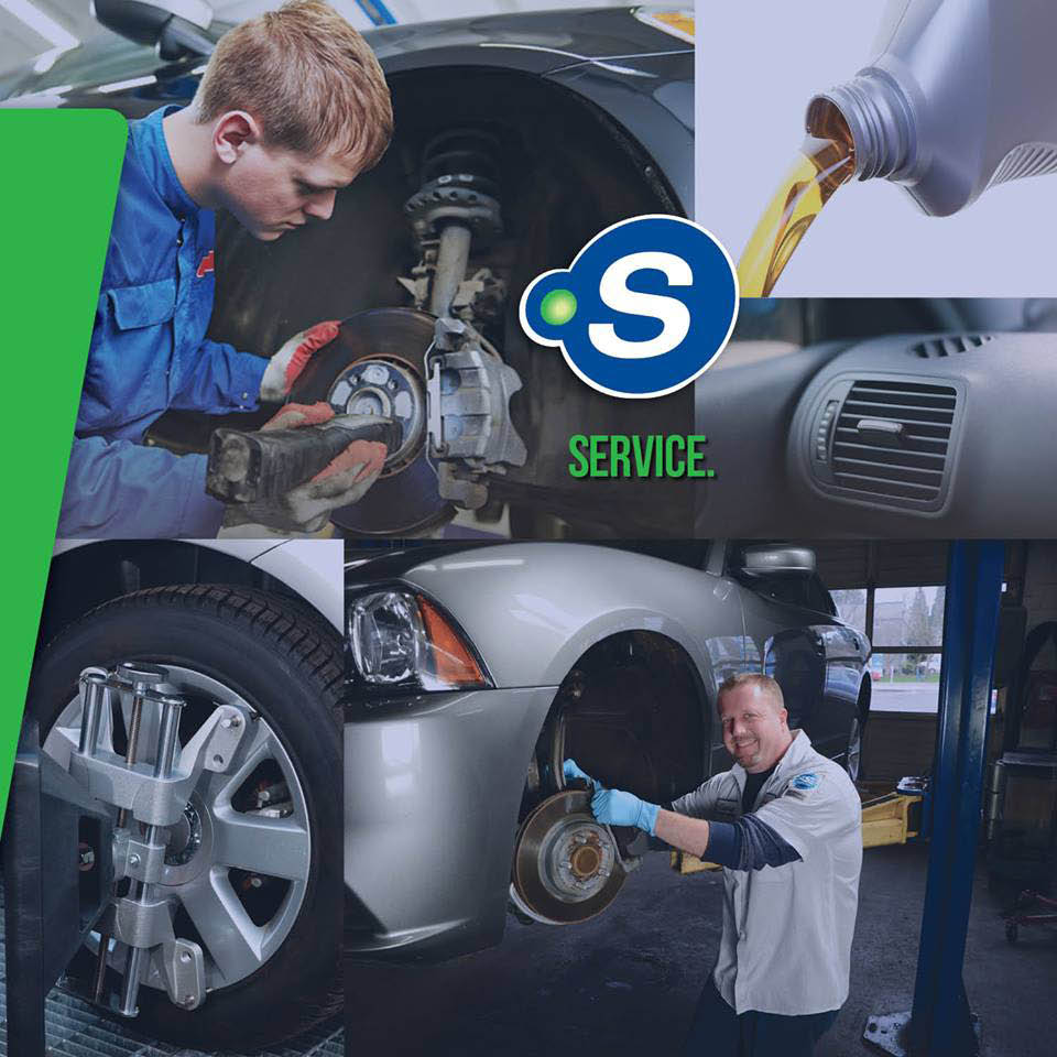 For A Team You Trust, come to Point S Tire & Auto Service in Port Orchard, WA - general auto repair - auto service technicians