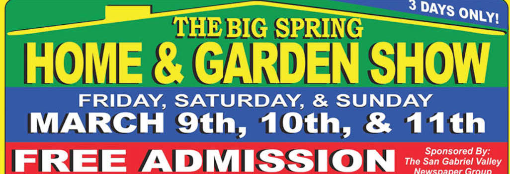 POMONA SPRING HOME U0026 GARDEN SHOW In Riverside, CA   Local Coupons March 21,  2018