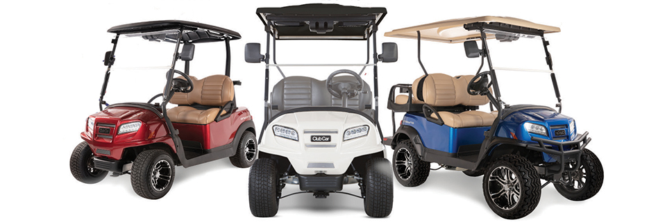 Ponte Vedra Golf Carts in Nocatee, FL banner