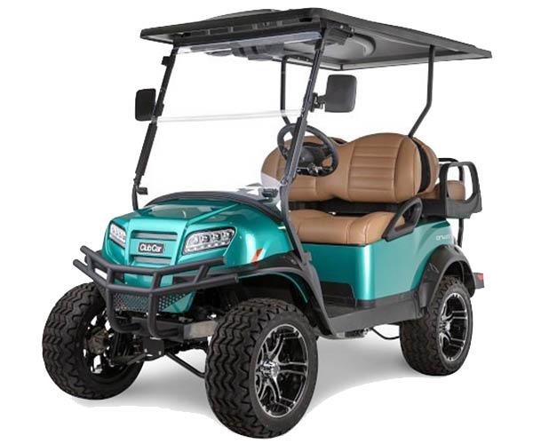 2020 Club Car 4-seater