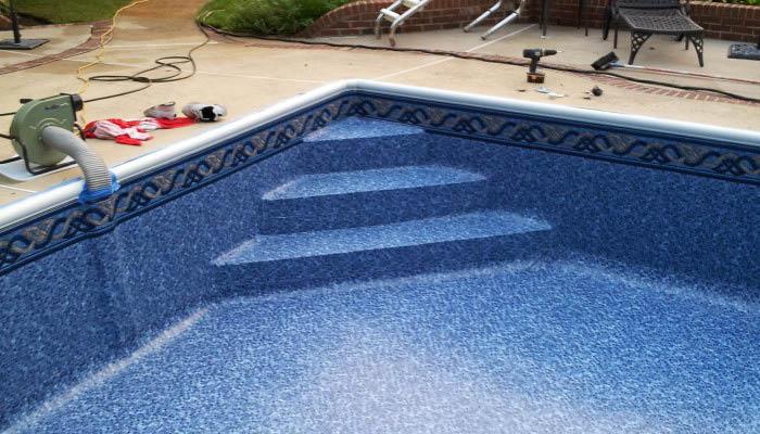 Pool-Opening