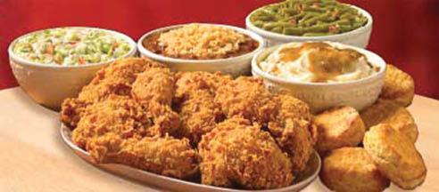 photo of Popeyes Chicken Dinner in New Baltimore, MI