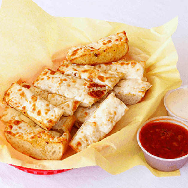 porky's pizza palace cheese bread