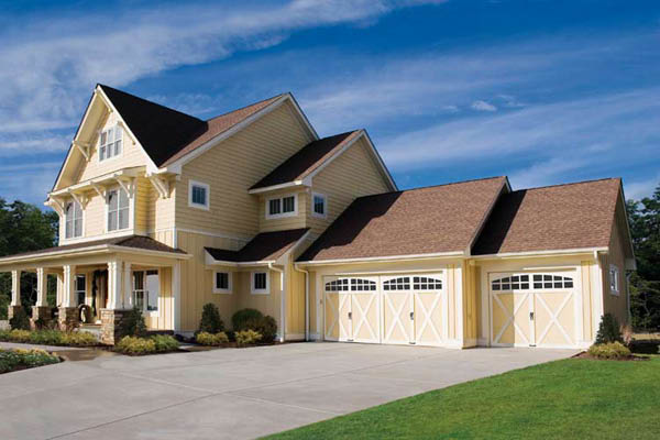 We can install Single or Double Garage Doors