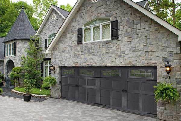 We perform new garage door installation, repair and service