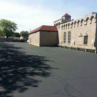 concrete paving; sealcoating parking lots