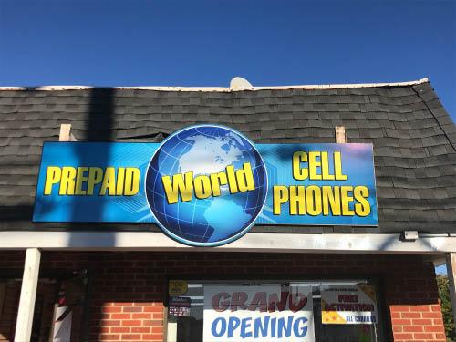 Prepaid Cell Phone World, prepaid phones, cases