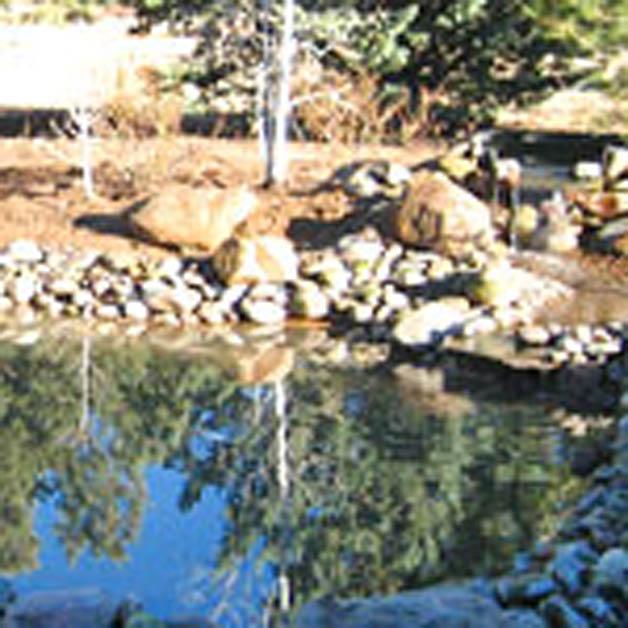 water feature installation yavapai county