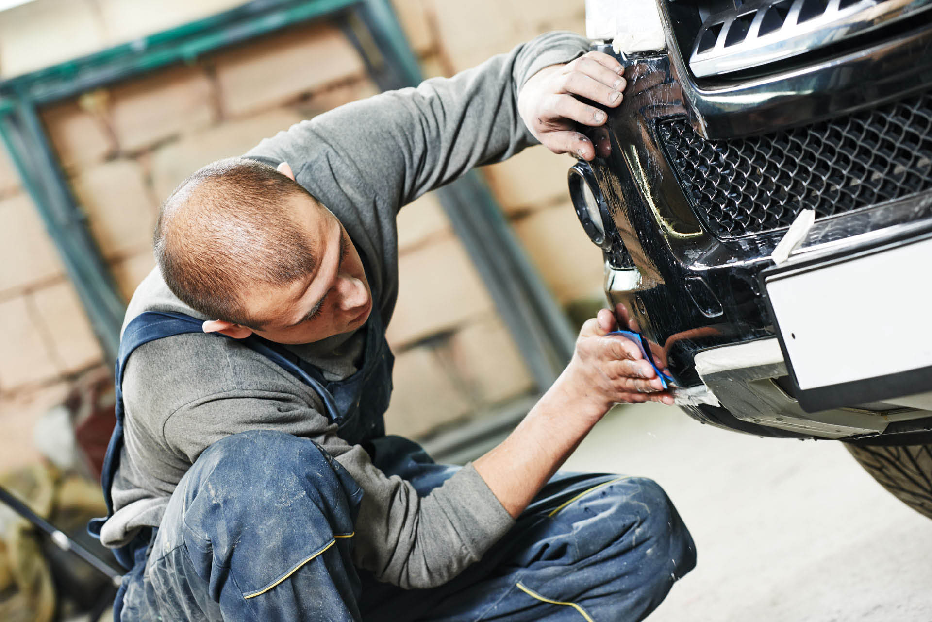 Have your car be taken care of by the professionals after an unfortunate collision.