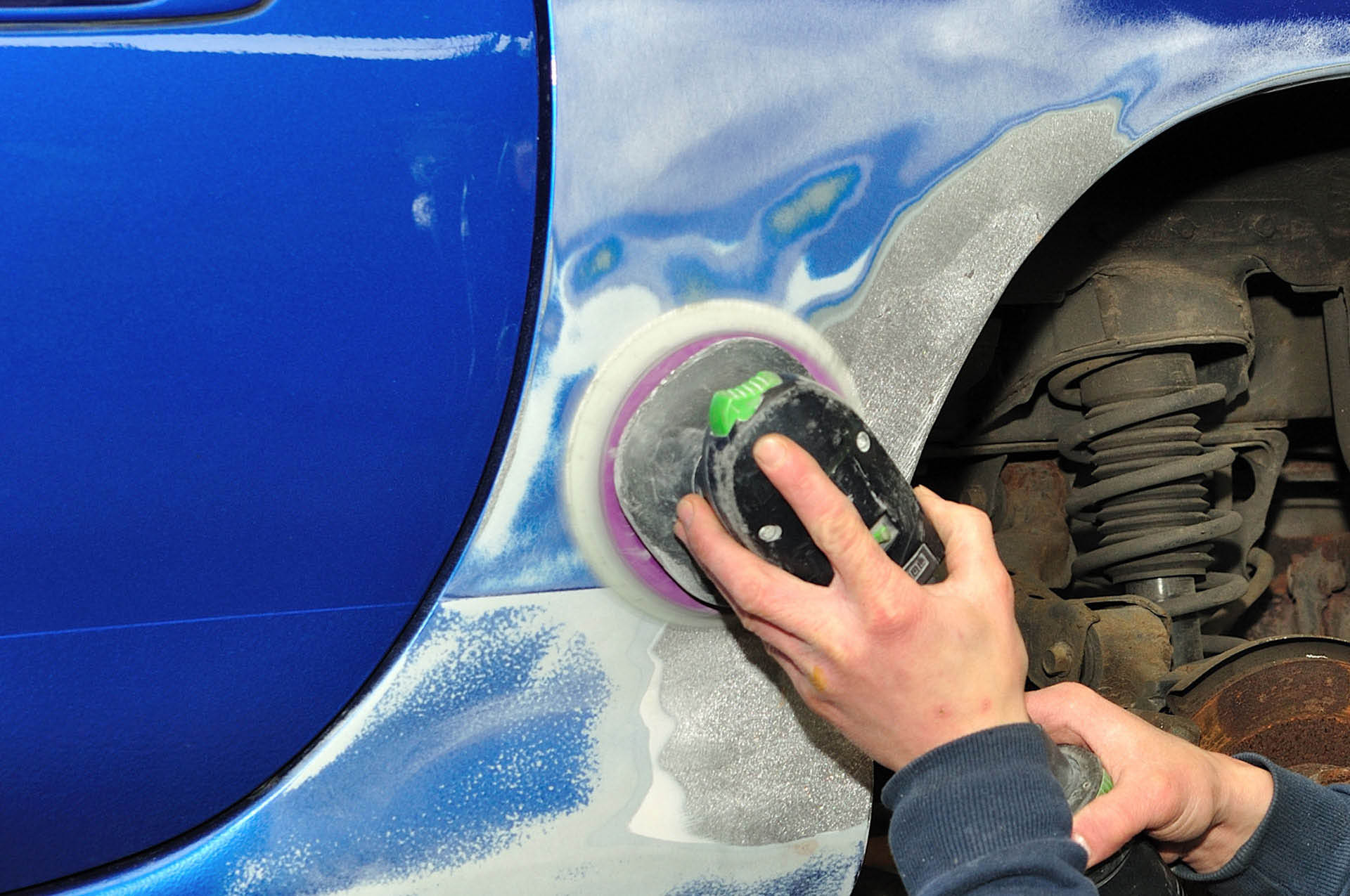 Have your car's paint job done by the professionals at Prestige Auto Body and Painting.
