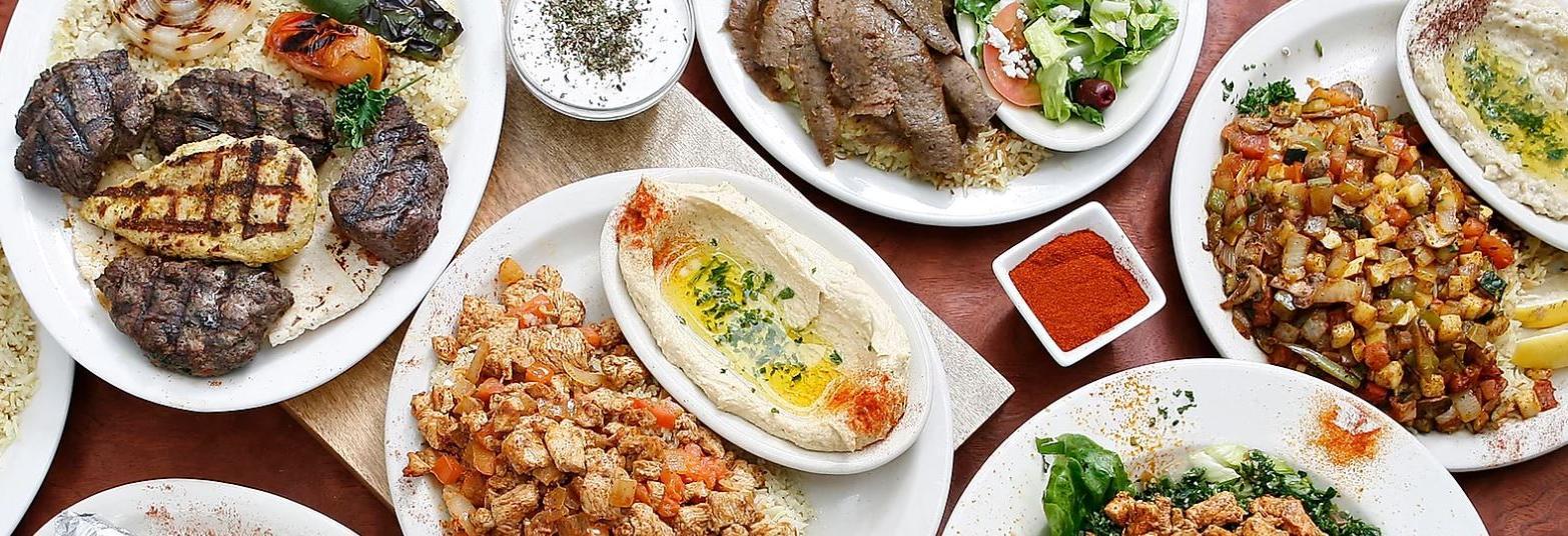Prince Lebanese Grill in Arlington, TX