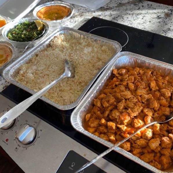catering in Arlington, TX