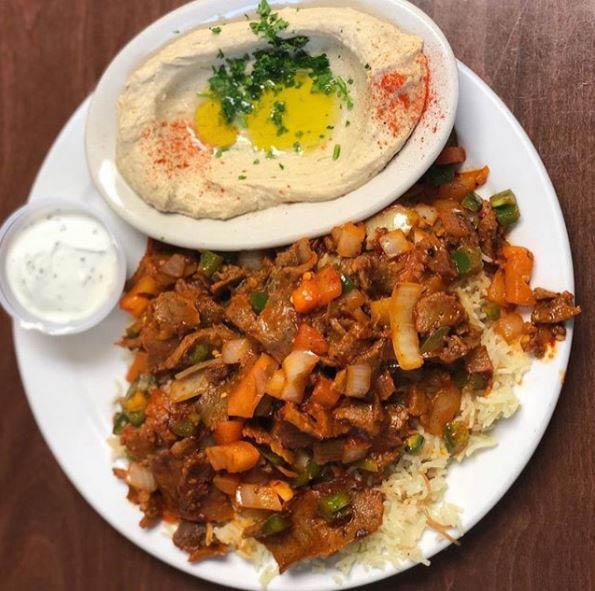 Lebanese Grill in Arlington, TX