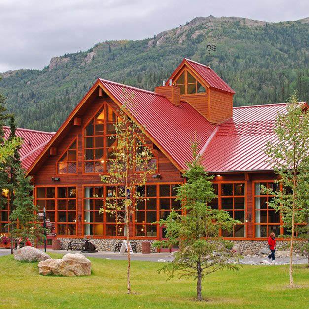 Denali National Park Hotel, Alaska
