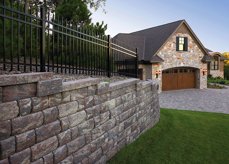 Get a retaining wall in American Canyon