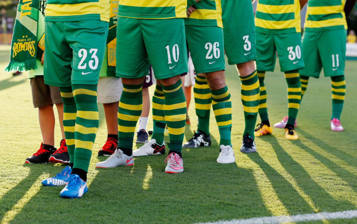 Tampa Bay Rowdies Tampa Bay Rowdies soccer
