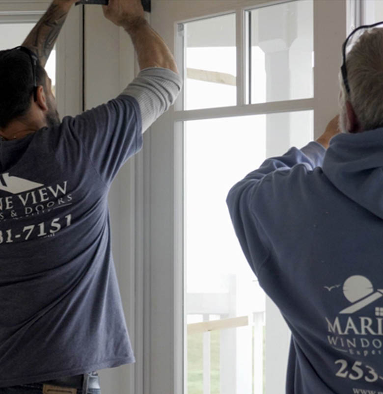Quality window and door installation and replacement by the professionals at Marine View Windows & Doors in Fife, WA - Tacoma, WA - window and door companies near me