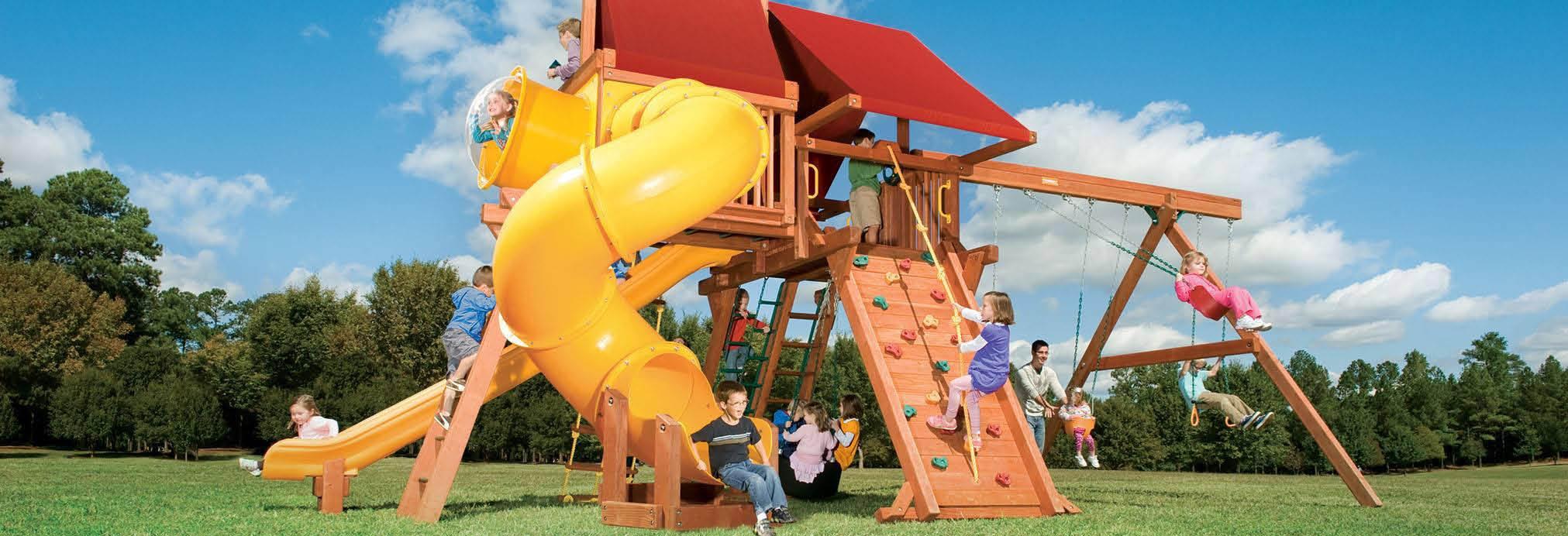 Puget Sound Playgrounds main banner image - Fife, WA