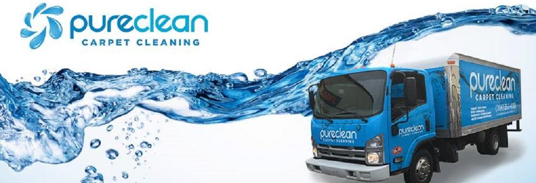 Pure Clean Carpet Cleaning in Snohomish, WA banner image