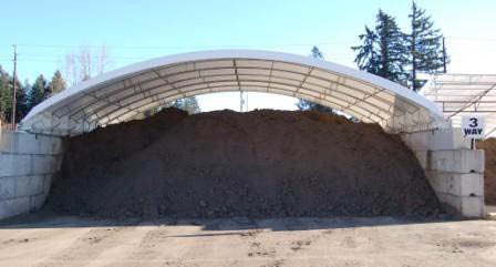 Puyallup Bark Supply carries only the highest quality materials and 100% organic topsoil - Puyallup, WA