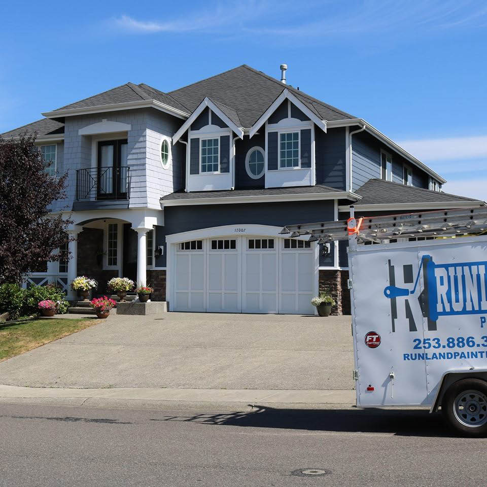 Runland Painting - interior and exterior painting - residential painting - Puyallup, WA
