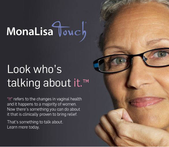 Vaginal health is something to talk about - MonaLisa Touch - Puyallup Surgical Consultants - Puyallup, WA