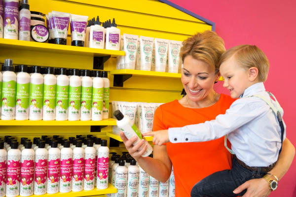 Snip-its Kid Friendly Hair Products