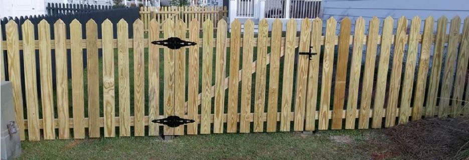 Quality Fence and Paver in Mount Pleasant, SC Banner ad