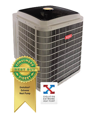 Quality Air does AC repairs, furnace repairs, and heat pump repairs in Asheville, NC.