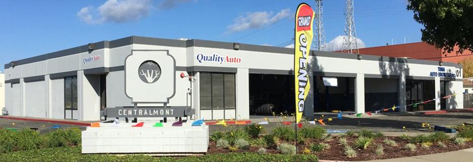Quality Auto Repair - Fremont, California banner