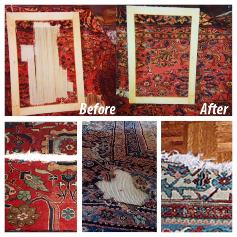 Save on Oriental Rug cleaning services in Fremont