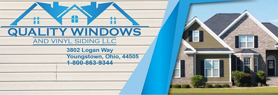 Quality Windows in Youngstown, Ohio banner