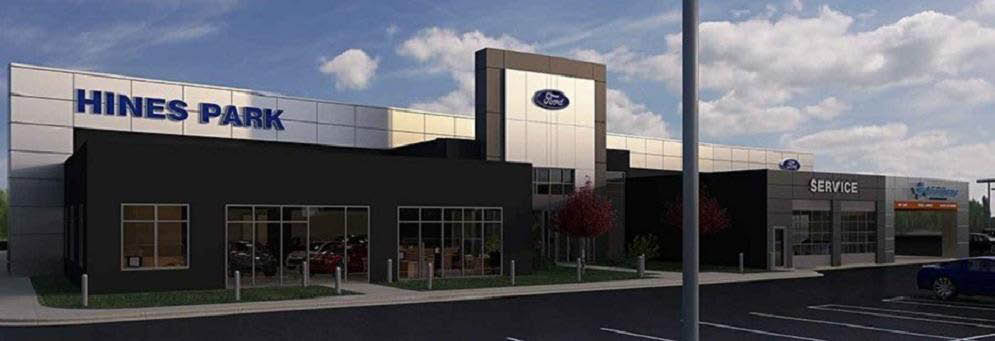 photo of Quick Lane at Hines Park Ford in New Hudson, MI