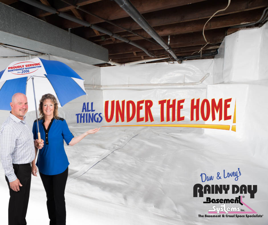Rainy Day Basement Systems crawl space specialist